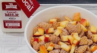推销产品的新方式:家乐氏开了一家麦片主题的餐厅