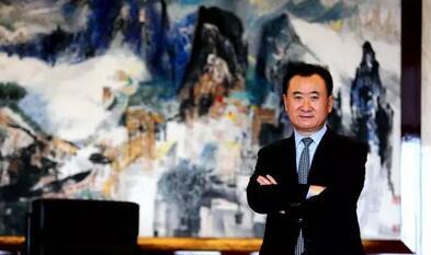 王健林的书画收藏,100亿收藏增值1000倍