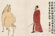 50岁学画成为大师的天才画家——扬州八怪金农