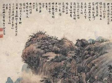 中国古代禅画欣赏