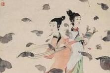 中国画:虚实相生,无画处皆成妙境