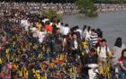 共享单车饱和论背后:乱停放占空间 高损毁制造垃圾
