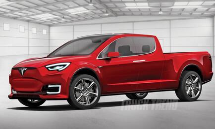 马斯克宣布今秋发布卡车  特斯拉电动汽车战线扩大!
