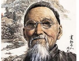 黄宾虹:80多岁才成熟的大师,因画太黑,没人要
