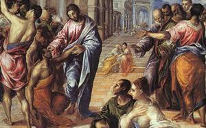 文艺复兴时期最有个人特质的大师  十件埃尔格列柯的作品欣赏
