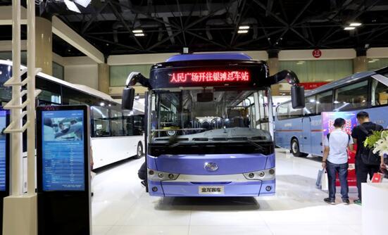 出击北京道路运输展 金龙客车获三项大奖