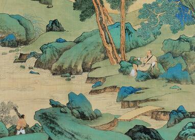 """张大千作品150幅,""""包众体之长,兼南北二宗之富丽"""""""
