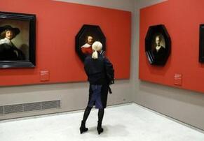 伦勃朗、维米尔携荷兰黄金时代艺术来华展出  涵盖了荷兰黄金时期风格