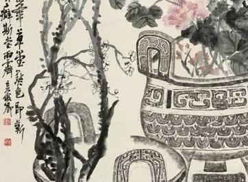 吴昌硕的作品究竟好在哪?