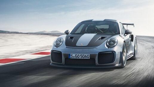 英国古德伍德速度节上  保时捷正式发布了911 GT2 RS车型