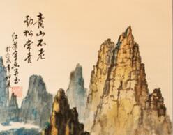 以书法的艺术形式诠释诗词的内涵和意境——当代著名书画家江荣宇