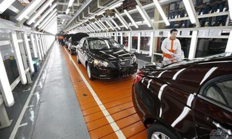 中汽协发布了上半年汽车销售数据  乘用车增速放缓