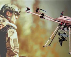 美军事科技公司开发出可空中射击敌人的无人机
