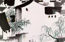吴冠中:用艺术探索感情的奥秘拿出来传达