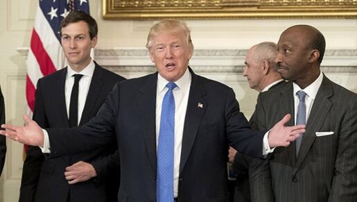 三大企业CEO请辞美国白宫制造业顾问团  白宫顾问委员会该解散了?