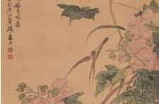 """中国画绘画技法之""""没骨画法""""欣赏"""