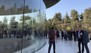 揭秘苹果新总部:1.4万美元的真皮座椅和乔布斯的果园梦