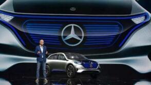 奔驰计划投资10亿美元生产电动车 斯拉股价下挫4.2%