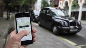 优步Uber在伦敦市的营运执照被撤销