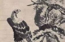 古今名家画鹰,最经典24幅欣赏!
