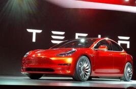 特斯拉Model 3的产量低于预期  股价盘后下跌近2%