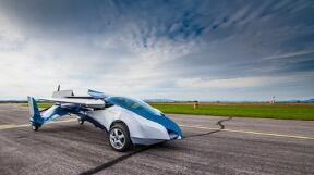 """空客公司总工程师:公司计划在明年推出""""飞行的出租车"""""""