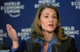 比尔·盖茨的妻子梅琳达:美国鼓励工作狂的企业文化对女性尤为有害