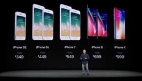 iphone 8电池七连裂  iPhone X上市日期堪忧