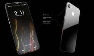 美国又报告两例iPhone8手机面板开裂事件