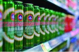 朝日集团正在研究转让其所持青岛啤酒股份