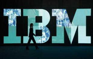 IBM的季度业绩超预期  盘后股价大幅上涨逾3%