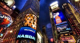 美国三大股指连续刷新历史新高  5大行业公司占半壁江山