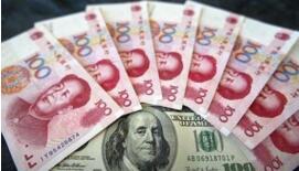 人民币兑美元中间价报6.6473  创逾五周最大调降幅度