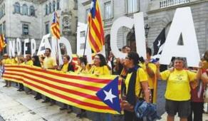 加泰罗尼亚闹独立  直接影响西班牙经济的增长