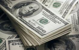 外汇市场可谓风云变幻  美元一个月大涨3%