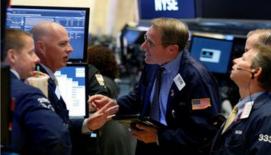 美国三大股指周一收跌,苹果、亚马逊等刷新收盘纪录