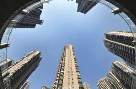 在调控背景下,房地产行业加速洗牌