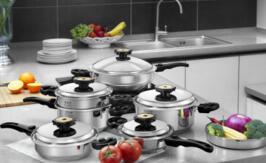 中脉唯食帮 让锅具成为厨房里一道风景线