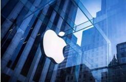 苹果公司的市值逐步逼近1万亿美元