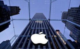 苹果的市值正在冲击1万亿美元大关