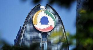 港股腾讯控股大涨2.25%创历史新高  总市值突破3.8万亿港元