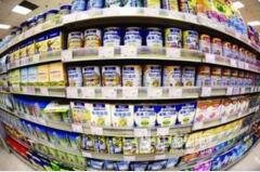 中国奶粉需求每年增长22%  洋奶粉集体渠道下沉