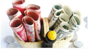 人民币兑美元中间价报6.5874,上日中间价6.5810