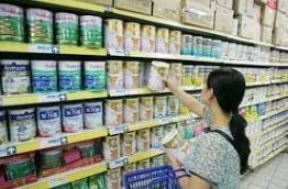 进口奶粉销售时间延长
