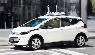 通用汽车计划2019年推出基于自动驾驶技术的网约车共乘服务