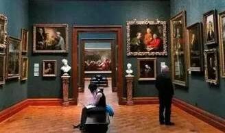 未来中国艺术品市场有多大:看看中西方富豪财产配置对比就知道了