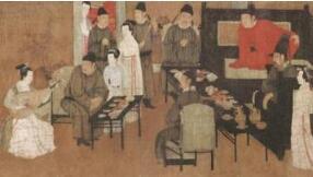 中国十大传世名画《韩熙载夜宴图》 背后的历史