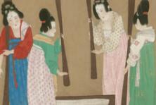 这幅千年纯金画卷里,影射唐朝服装厂的秘密