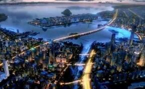 粤港澳大湾区板块集体拉升,珠海港一度大涨6%