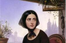 西方美术史上的经典人物油画欣赏